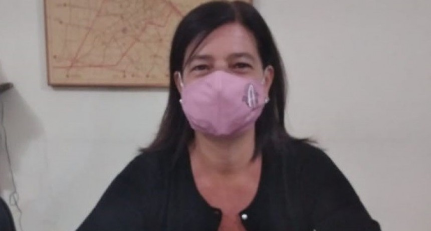 Carina Mozzoni propone crear un punto fijo permanente municipal de hisopados y testeos