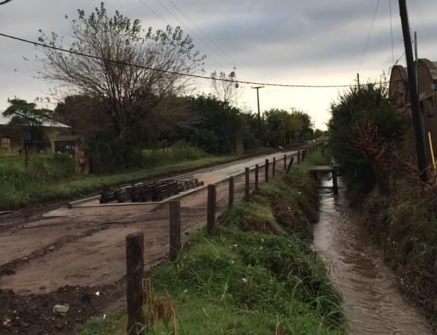 Todas las obras hídricas protegieron la ciudad