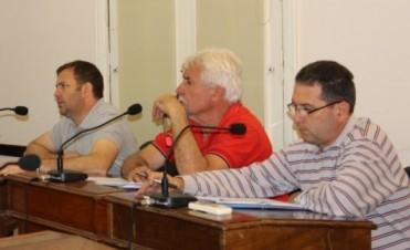 Cogno y Tocalli respondieron al pedido de información sobre gastos en los playones polideportivos