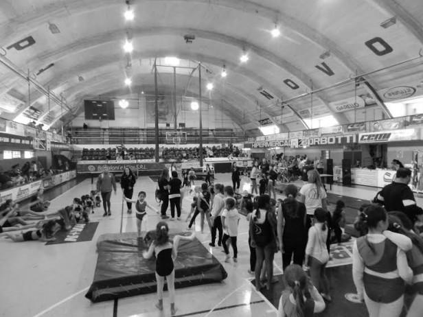 Encuentro Regional de Gimnasia Artística