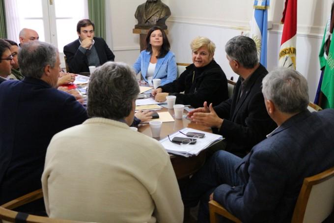 Municipio y Provincia trabajando juntos