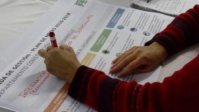 Se realizará el Foro para el desarrollo de los Departamentos Iriondo y Caseros