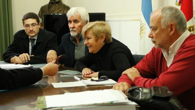 Municipio y Ministerio de Seguridad Provincial firmarán un convenio