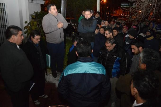 La reunión Madereros - CIMA pasó a cuarto intermedio