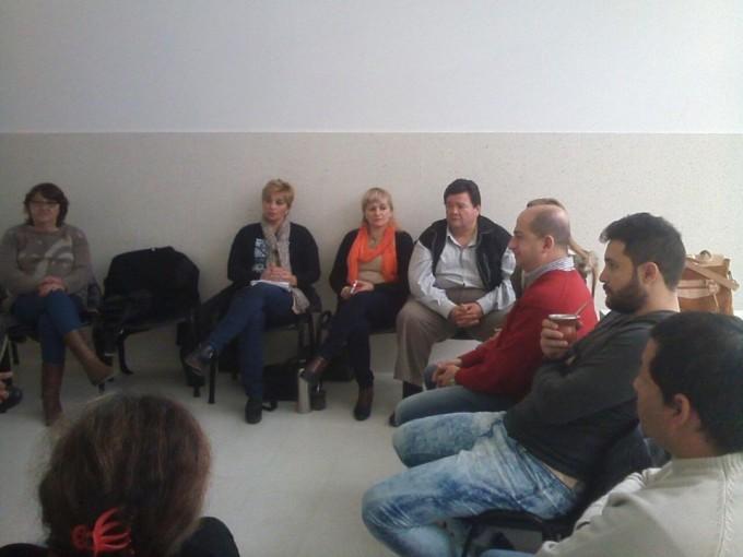 Intensa actividad de UPCN en Cañada de Gómez