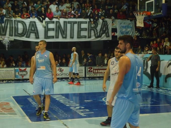 Norte es el campeón de la Liga Santafesina de Basquet