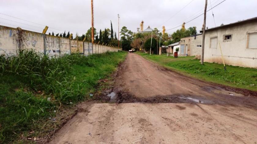Reclamo por arreglos y mantenimiento en calle González