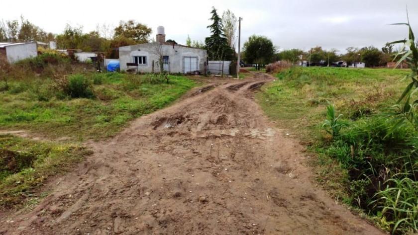 Algunas zonas de la ciudad han sido totalmente abandonadas por el Municipio