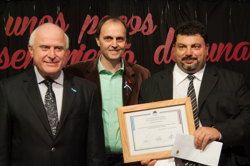 NOB se suma a las instituciones Centenarias de Iriondo.