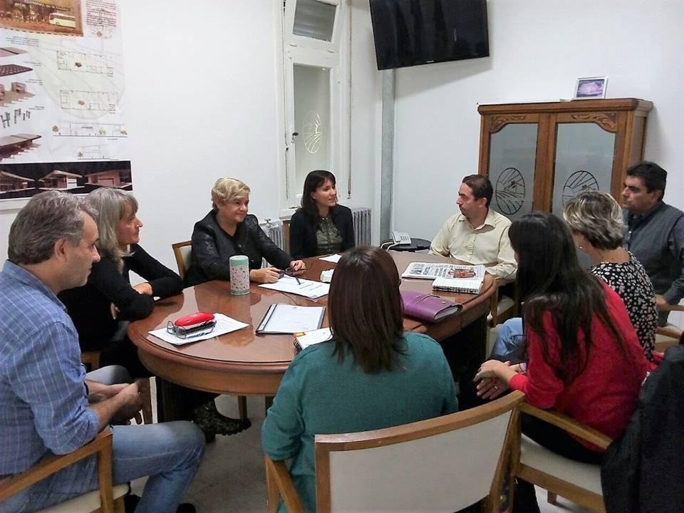 Reunión de la Comisión Municipal de Discapacidad