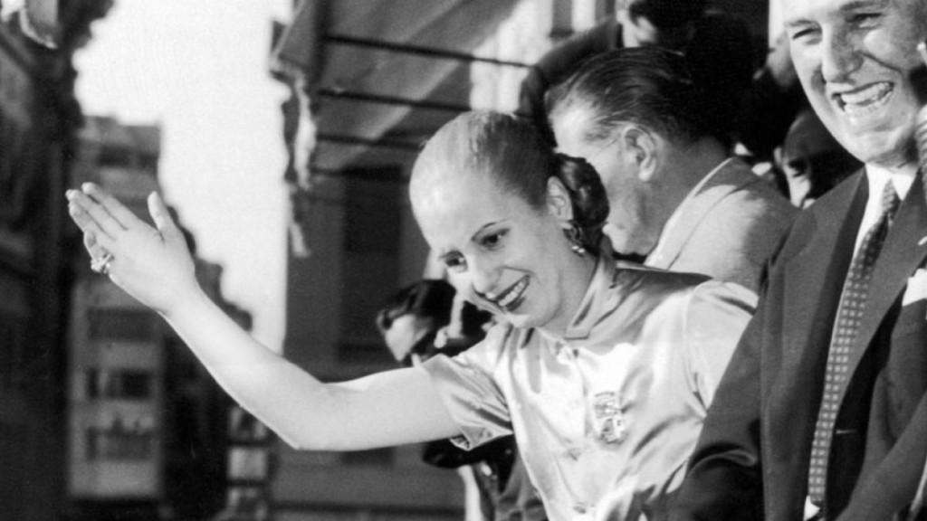 Centenario del nacimiento de Evita