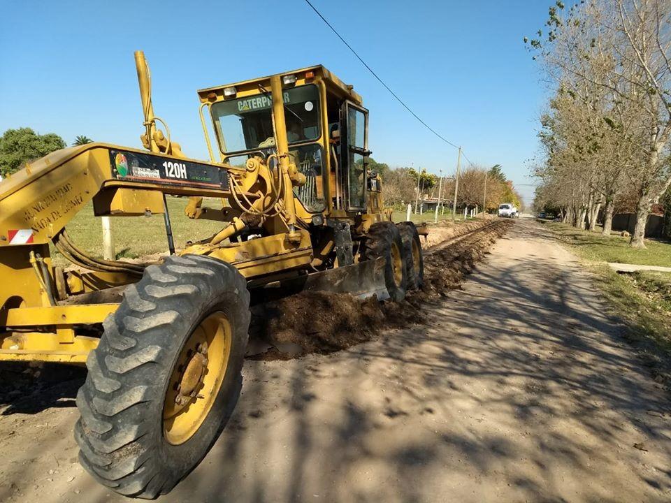 El Municipio continúa con trabajos en zona Noroeste