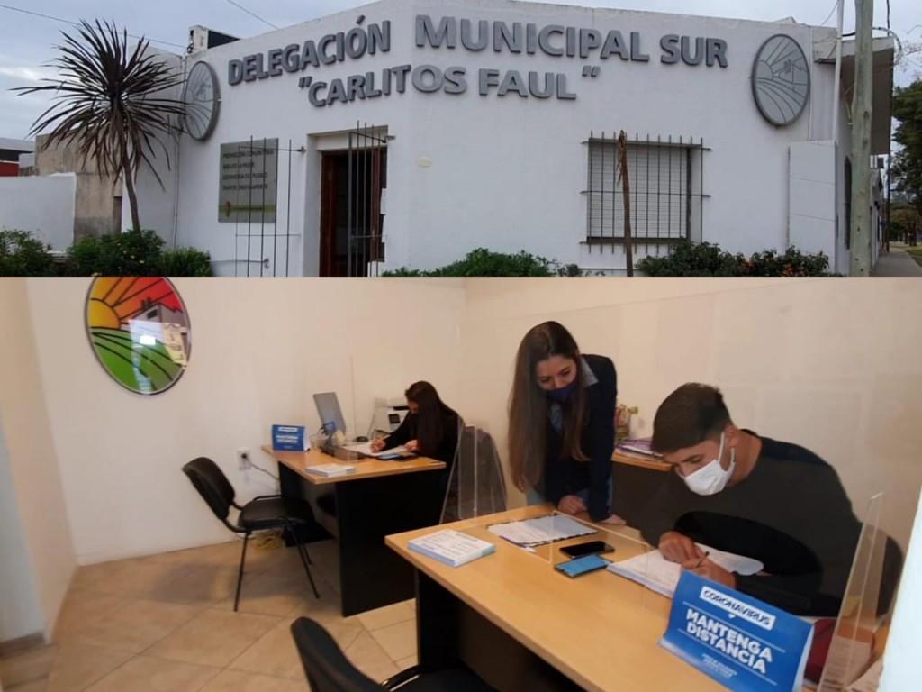 El Municipio refuerza el Call Center para el aislamiento y asistencia Covid19