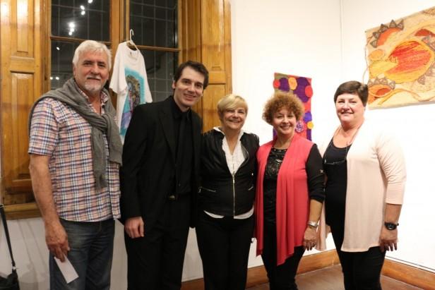 Quedó inaugurada una muestra colectiva en el Museo de Arte Cañadense
