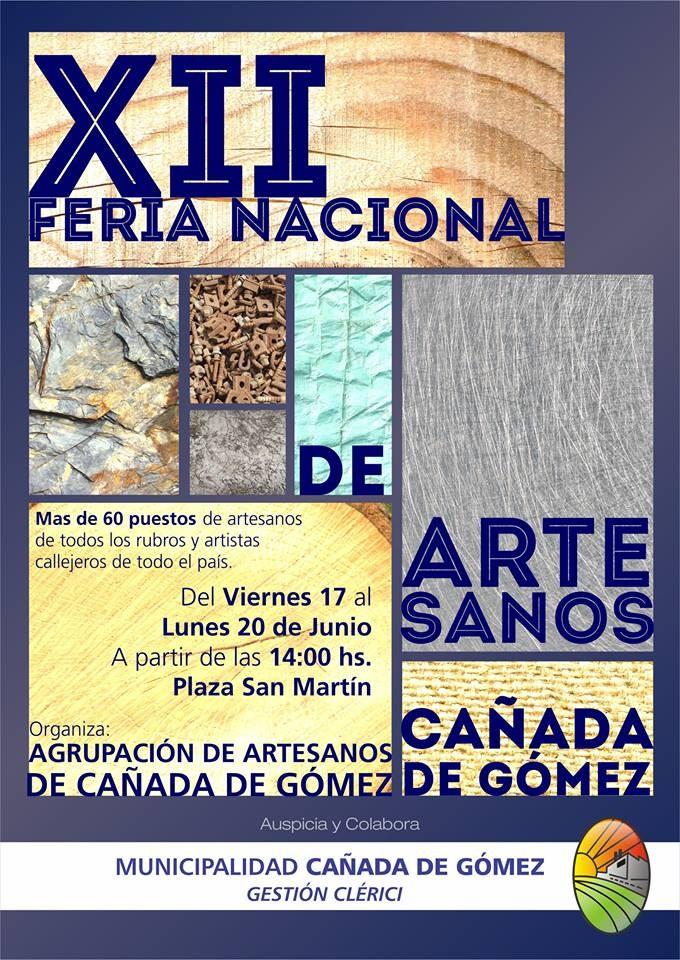 XII Feria Nacional de Artesanos
