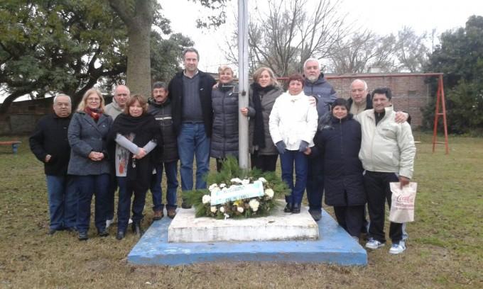 Acto por el 196º Aniversario del fallecimiento de Belgrano y Día de la Bandera