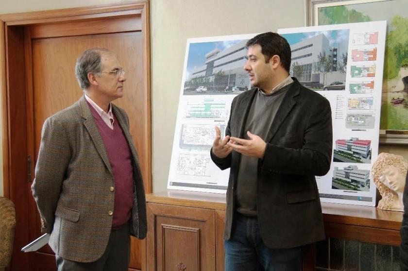 Chale propone la creación de la Plaza del Foro