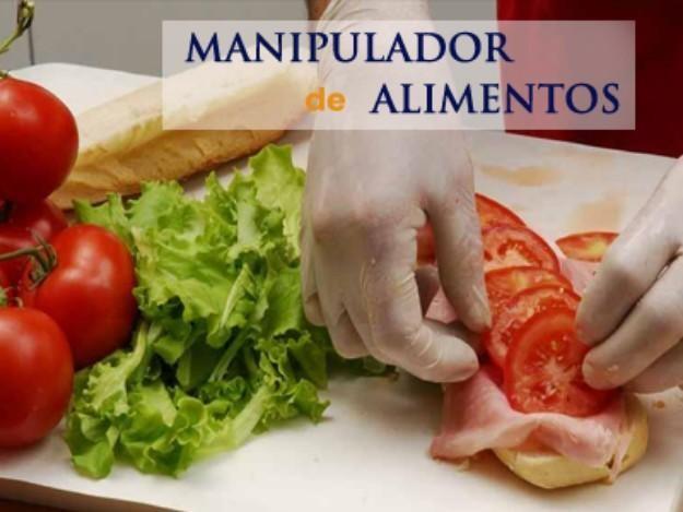 Dictarán curso de manipulador de alimentos