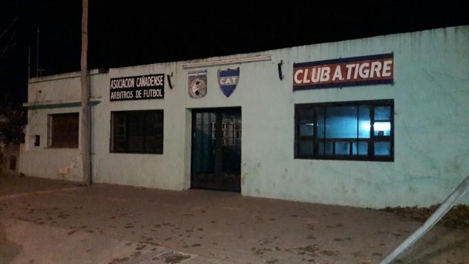 Imputado por robo en Club Tigre