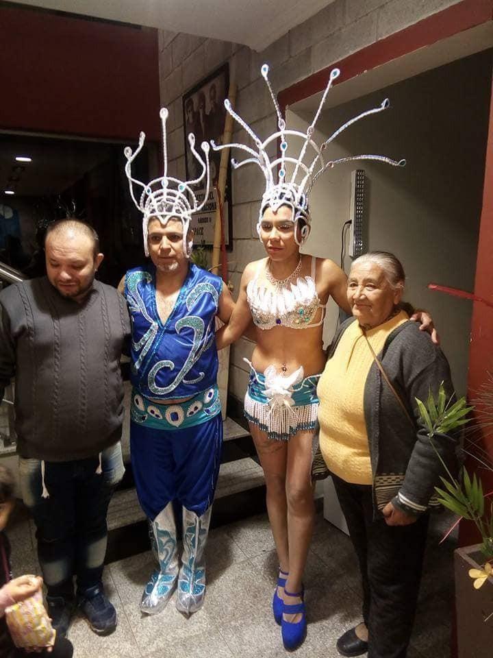 Puerto Nuevo participó de una competencia nacional en San Francisco