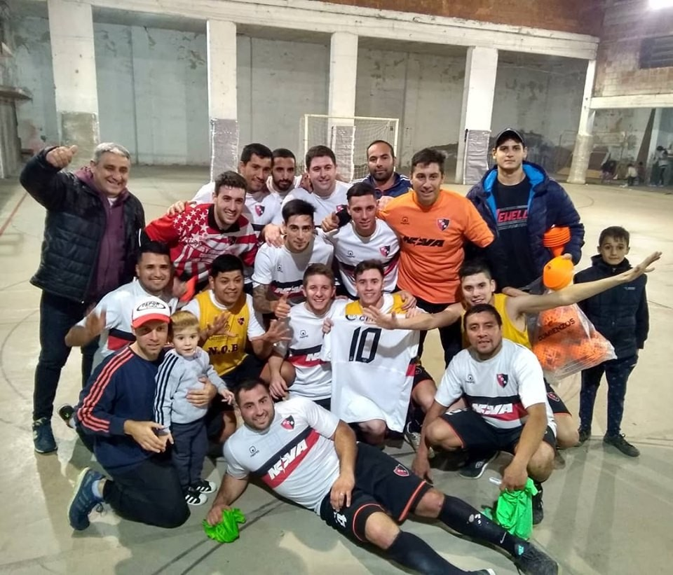 NOB ganó en Futsal