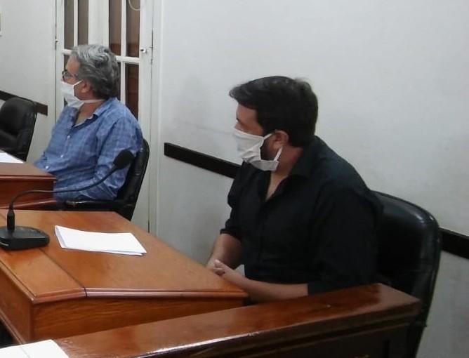 DIAZ PATRÓN PRESENTÓ EL PROYECTO FRUTICULTURA EN EL HOGAR