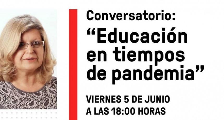 Conversatorio: Educación en tiempos de pandemia