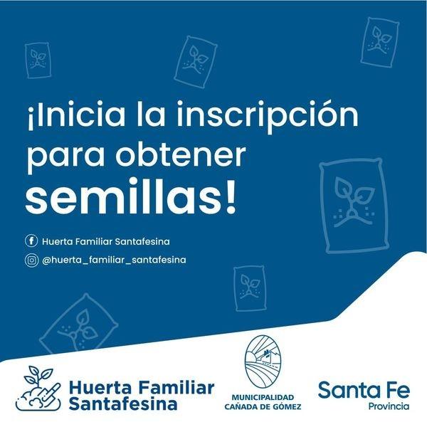 Programa Huerta Familiar Santafesina