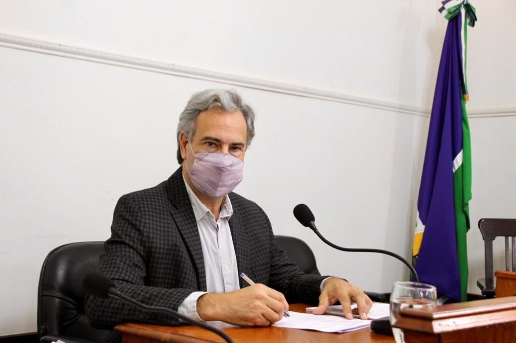 Casalegno solicita establecer en la ciudad una sede el Instituto de Seguridad Pública