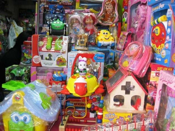 Gran colecta de juguetes para el Dia del Niño