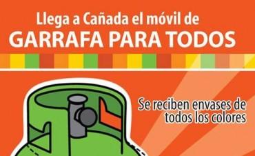 Hoy regresa el camión del programa Garrafas para Todos