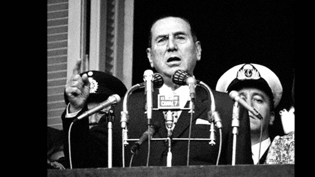 Hoy se conmemora el 41º aniversario del fallecimiento de Juan Domingo Perón