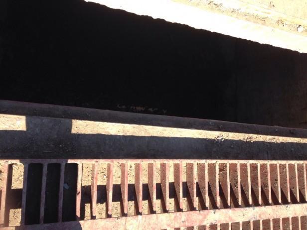 Continúa la obra del túnel de calle Moreno