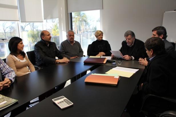 Los empresarios del nuevo Parque Industrial ya firmaron sus escrituras