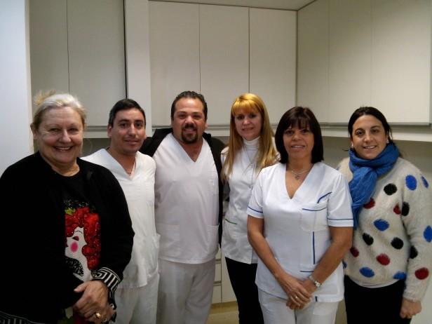 Capacitan a personal del Hospital San José