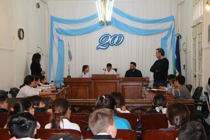 6º Grado de la escuela Sarmiento participó de una Sesión preparatoria
