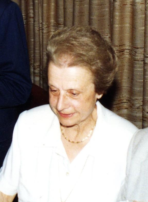 Falleció la señora Elsa Partelli