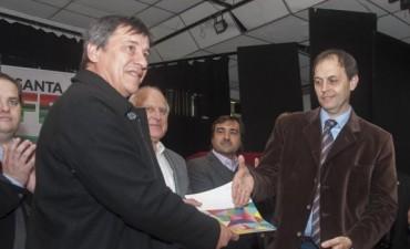 Iriondo: Convenios con Provincia para unidades habitacionales