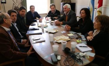 Continúa el trabajo del Municipio junto a CAME y el Centro Económico