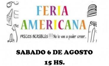 Feria Americana en la Escuela Especial