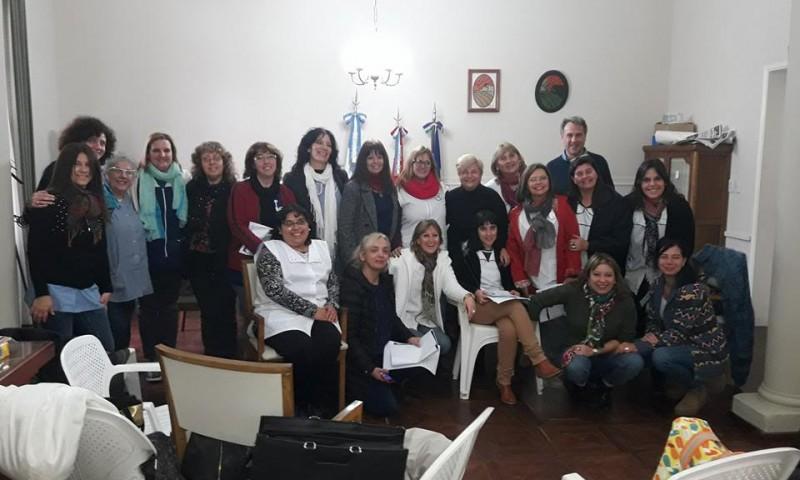 Clerici y Casalegno entregaron aportes a Escuelas Primarias