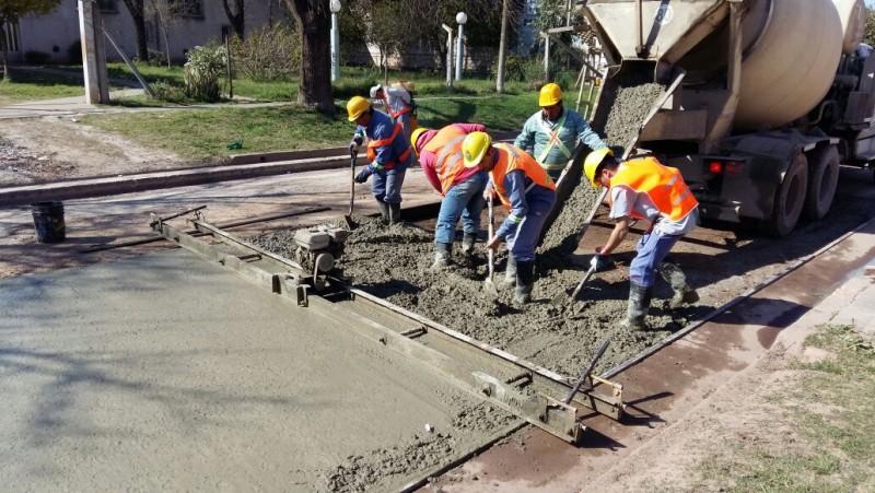 El Municipio le solicita a Rasetto aportes para pavimentar Balcarce entre Laprida e Independencia