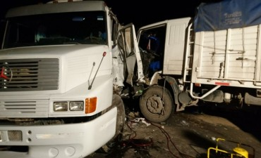 Accidente de tránsito en Ruta 91