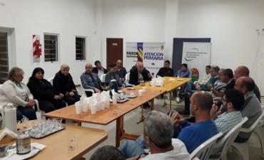 Reunión de la Intervecinal en el CIC