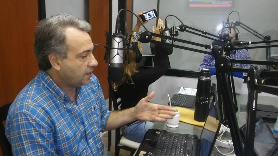 Casalegno habló del recibo de sueldo de Rasetto