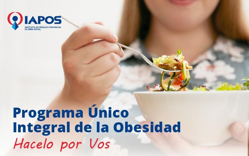 HACELO POR VOS: Avances en el Programa Único e Integral de Obesidad