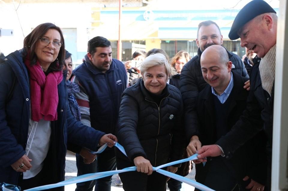 Clérici participó de la inauguración de la nueva sede de UPCN