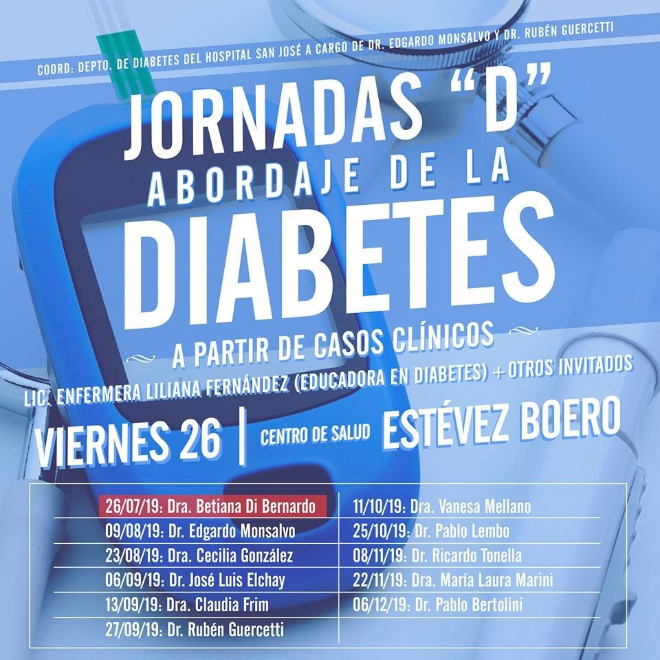 Jornada sobre Diabetes