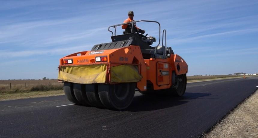 Reparación Ruta Nacional 11