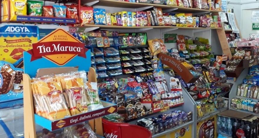 Los Kioscos ya pueden abrir de Lunes a Domingos de 8 a 00 horas.